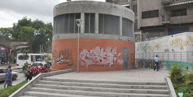 plaza andres bello los teques