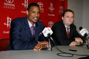 Trevor Ariza Signs With The Houston Rockets
