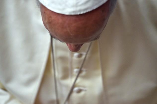 papa francisco AFP