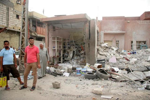 EFE. IRAK