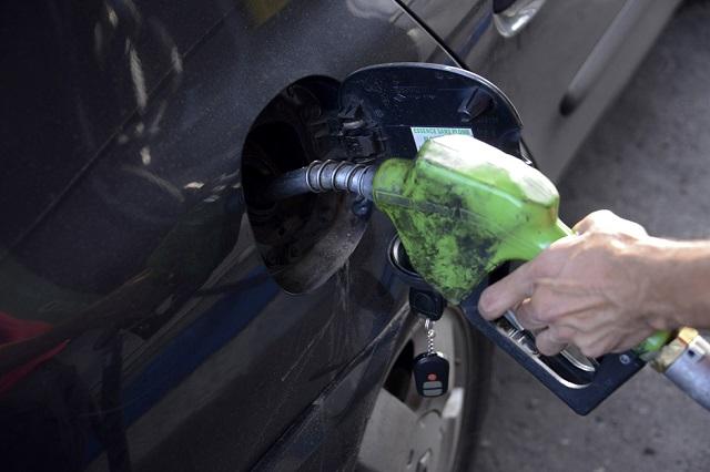 Gasolina en carro