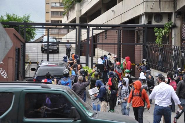 NUEVA PROTESTA DE LOS ESTUDIANTES 12,09,14 (21)