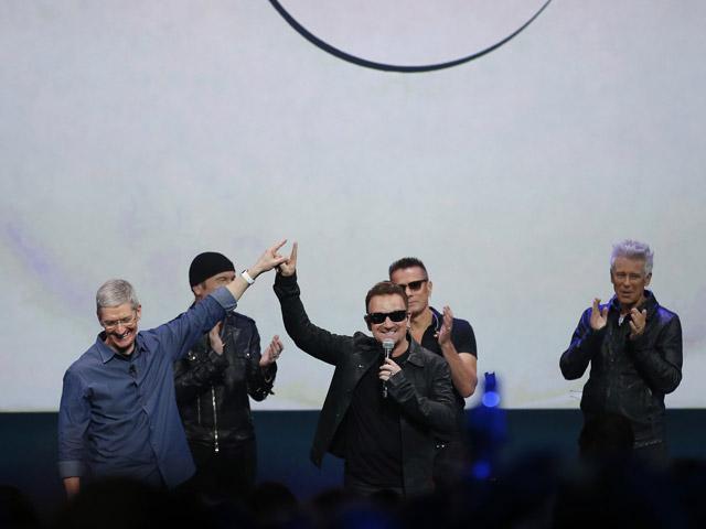 U2-Apple