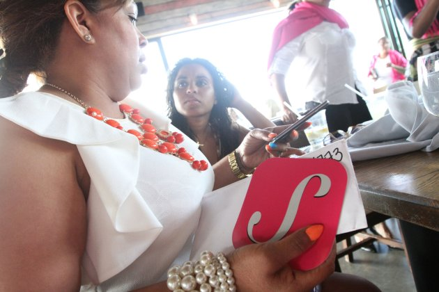 Ana Sanchez, planea ser conductora de  SheTaxis (Foto New Yorlk Times)