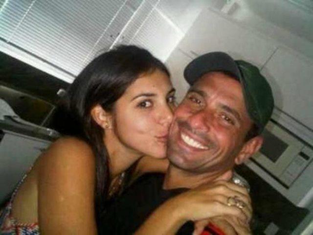 Capriles y Maribel Petrola (1)