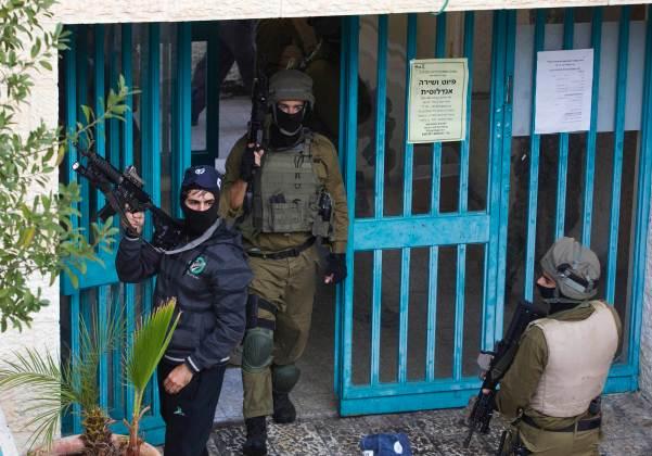 jerusalen ataque sinagoga
