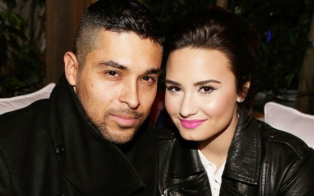 Foto: Demi Lovato y Wilmer Valderrama / peopleenespanol.com
