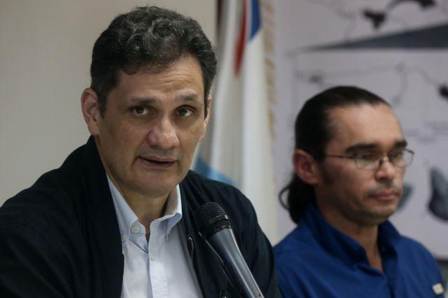Foto: Manuel Fernandez, ministro de Educación Universitaria, Ciencia y Tecnología / AVN