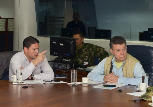COLOMBIA-ARMY-FARC-KIDNAPPING-ALZATE