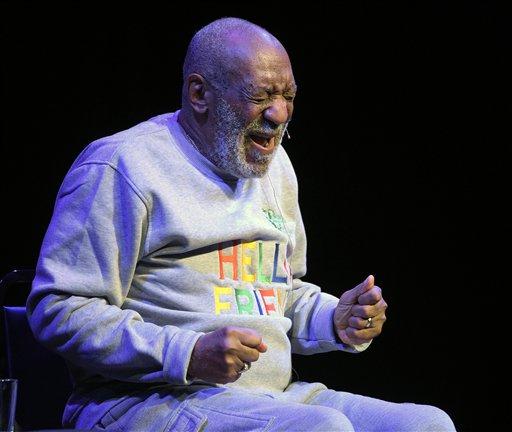 Foto: El comediante Bill Cosby / AP
