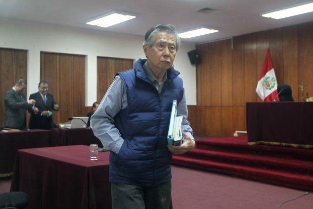Foto: El expresidente de Peru, Alberto Fujimori / EFE