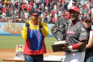 Homenaje, retiro de Robert Pérez, estadio Antonío Herrera Gutierrez de Barquisimeto - 14-12-14  (3)