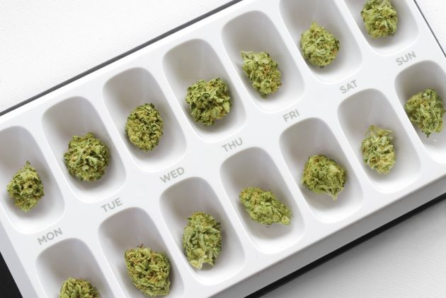 Foto: Marihuana medicinal / curiosidades.batanga.com