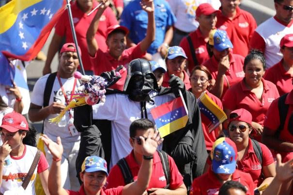 Vader-marcha