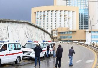 LIBYA-UNREST-HOTEL-SECURITY