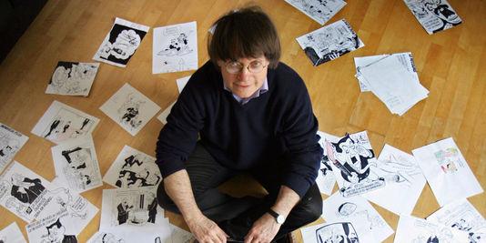 El caricaturista Cabu