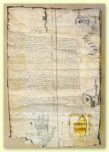 La carta de Mahoma a los cristianos que la mayoría ignora