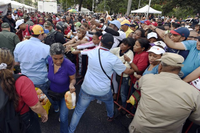 VENEZUELA-ECONOMY-SHORTAGE