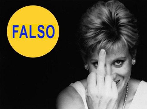 Princesa Diana obscena