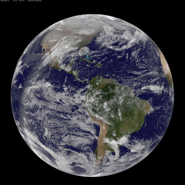 Foto: Nuestro Planeta / NASA (@NASA)