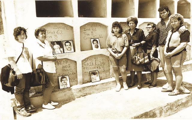 Cofavic, la ONG que surge como antídoto a la desmemoria e injusticia por las víctimas del 27 de febrero de 1989, subraya que el Estado aún no ha honrado la sentencia completa de la Corte Interamericana de Derechos Humanos. Foto Archivo