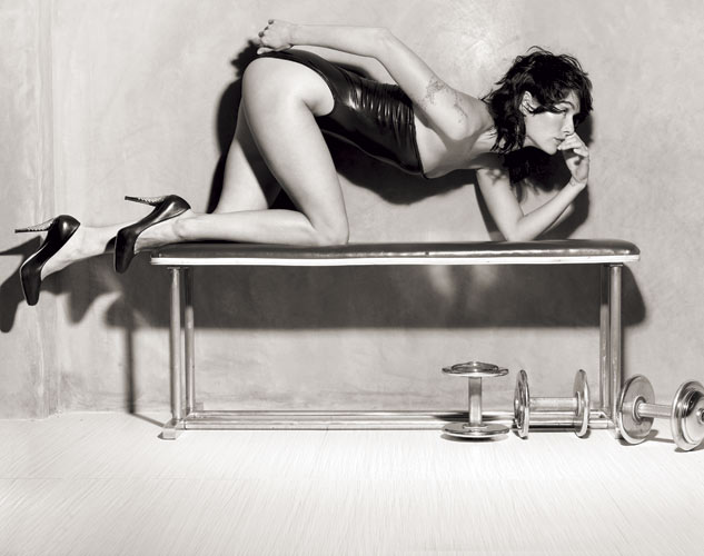 Lena Headey - Best Life mag (4)