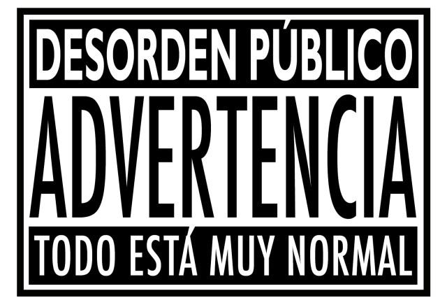 TODO ESTA MUY NORMAL