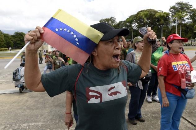 VENEZUELA-US-MILITARY-MANEUVERS