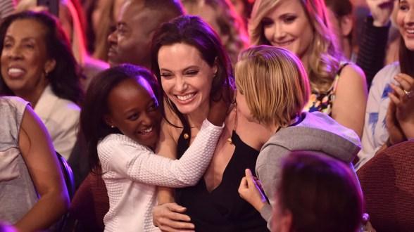 Foto: Angelina Jolie y su mensaje a los niños / varietylatino.com