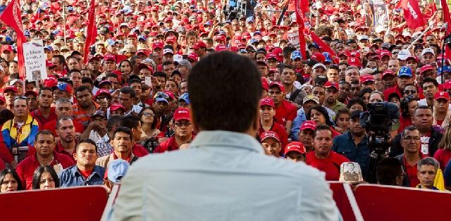 MaduroMitinPdvsa