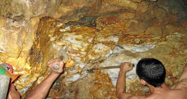 Minería-de-oro