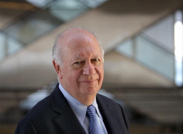 Ricardo Lagos, expresidente de Chile