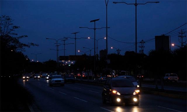 Barquisimeto a oscuras: Más de 8.000 lámparas quemadas - LaPatilla.com