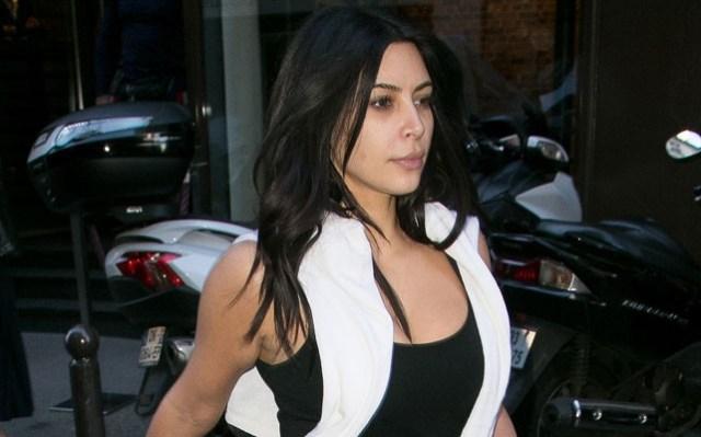 Kim sin maquillaje 1