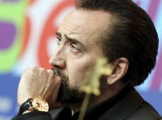 Foto: Nicolas Cage / EFE