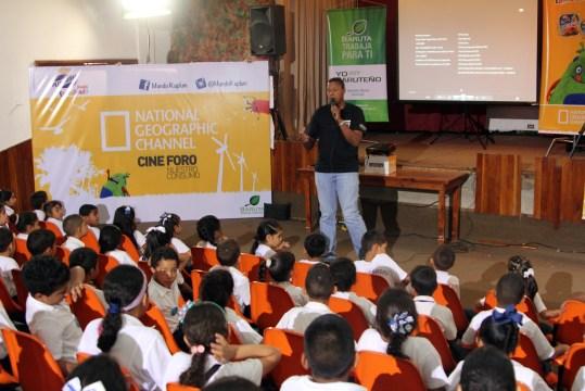Foto: Baruta cultiva conciencia ambiental en las escuelas / Nota de prensa