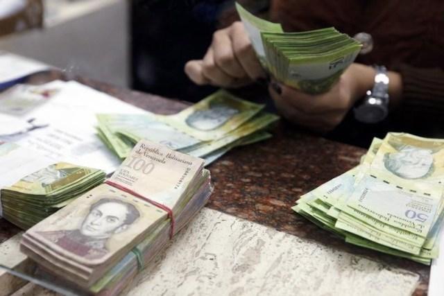 Bolívares-inflación
