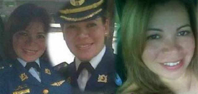 Capitán Alaided Salazar