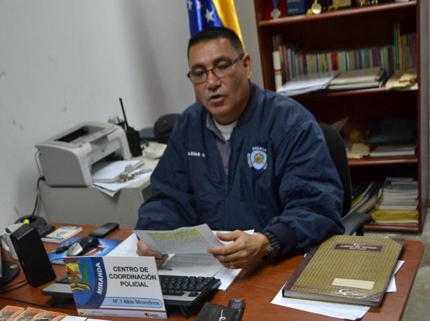 Comisario Oswaldo Villegas 2