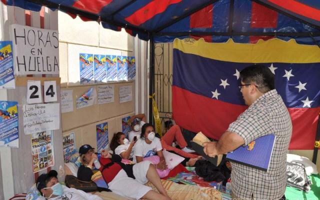 HUELGA DE HAMBRE Y CLASE MAGISTRAL (4)