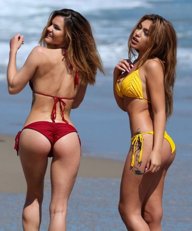 Kaili Thorne y Natalia Skye (7)