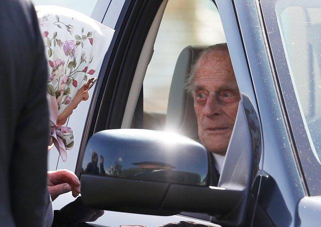 2018 05 11T102758Z 2071880972 RC1252FED590 RTRMADP 3 BRITAIN ROYALS - La reina Isabel II y Felipe celebran 73 años de casados