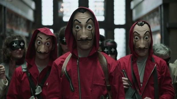 """casa papel emmy - ¡Alerta de spoilers! Revelan nuevos detalles de la cuarta temporada de """"La Casa de Papel"""""""