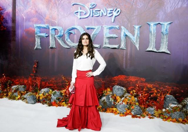 """2019 11 24T175545Z 1 LYNXMPEFAN0NA RTROPTP 4 EEUU TAQUILLA - """"Frozen 2"""" deslumbra en taquilla con estreno de 127 millones de dólares"""