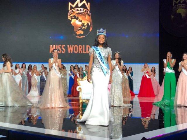 Miss jamaica3 - Jamaica se alza con la corona del Miss Mundo 2019