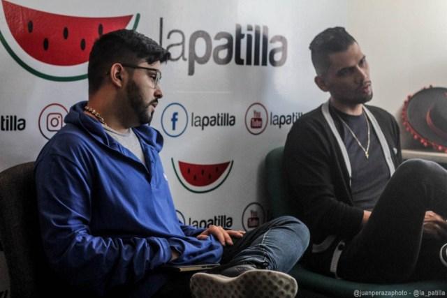 WhatsApp Image 2019 11 29 at 3.59.23 PM - Dúo de productores Los Rankings Latinos, apuestan por dejar su huella en la música (FOTOS)