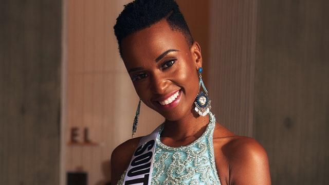 img 7623 1 - ¿Quién es Zozibini Tunzi, la mujer que rompió estereotipos al coronarse como Miss Universo 2019?