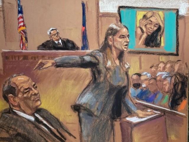harvey2 - Los escabrosos detalles que se revelaron en el juicio que terminó con la condena de Weinstein - #Noticias