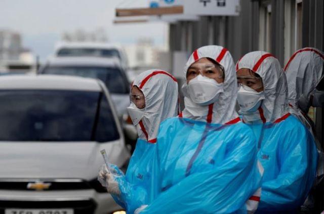 corea del sur coronavirus 1 - Estrenan en YouTube película basada en el primer brote de coronavirus
