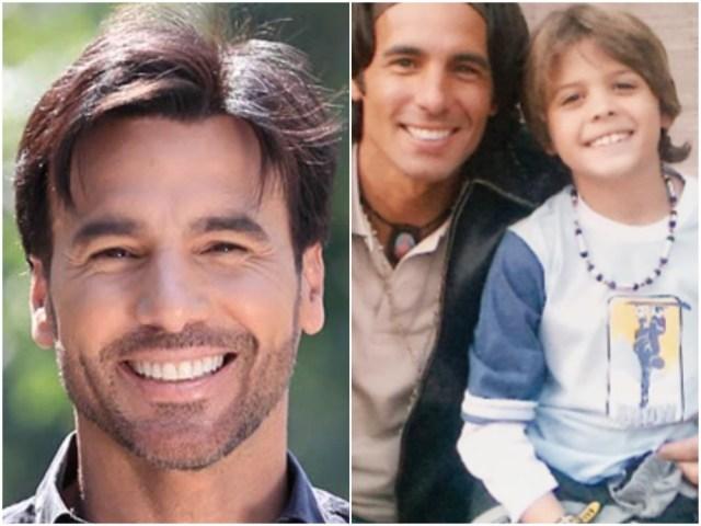 E538F295 53B3 473A A988 5CAB92FA7470 - Los crueles comentarios al hijo de Juan Carlos García por su aspecto físico (+Fotos)